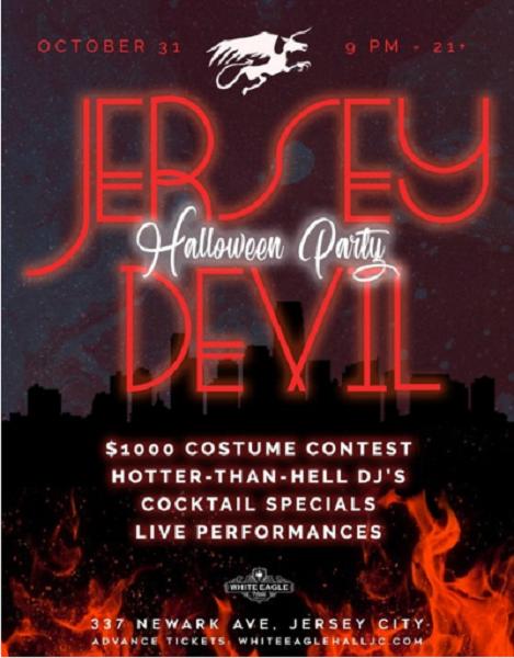 Halloween parties in Hoboken, Halloween parties in Jersey City, Halloweek, Service Industry, Industry Nights in Jersey City, Industry Nights in Hoboken, Industry Chick